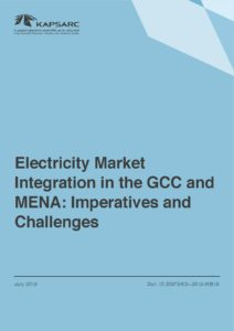 Electricity Market Integration in the GCC and MENA: Imperatives and Challenges