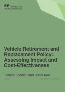 Vehicle Retirement and Replacement Policy: Assessing Impact and Cost-Effectiveness