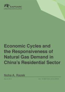 Economic Cycles and the Responsiveness of Natural Gas Demand in China's Residential Sector