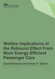 Welfare Implications of the Rebound Effect From More Energy-Efficient Passenger Cars