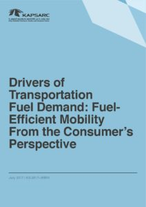 Drivers of Transportation Fuel Demand: Fuel Efficient Mobility From the Consumer's Perspective