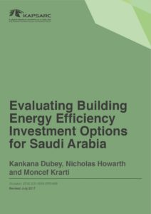 Evaluating Building Energy Efficiency Investment Options for Saudi Arabia