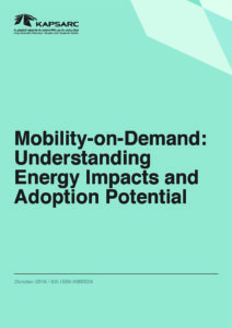 Mobility-on-Demand: Understanding Energy Impacts and Adoption Potential