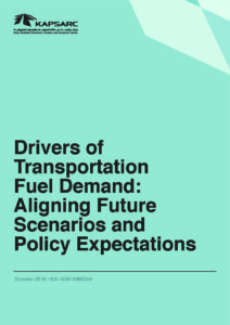 Drivers of Transportation Fuel Demand: Aligning Future Scenarios and Policy Expectations