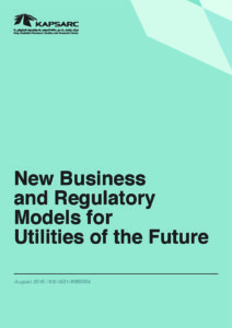 New Business and Regulatory Models for Utilities of the Future