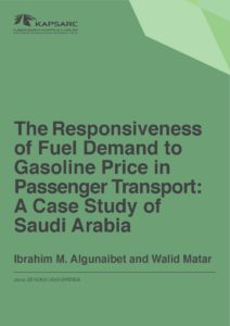 The Responsiveness of Fuel Demand to Gasoline Price in Passenger Transport