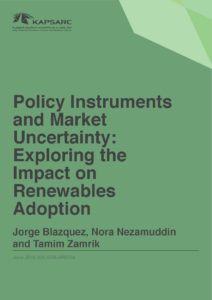 Policy Instruments & Market Uncertainty: Exploring the Impact on Renewables Adoption