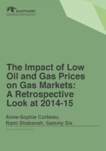 The Impact of Low Oil and Gas Prices on Gas Markets: A Retrospective Look at 2014-15