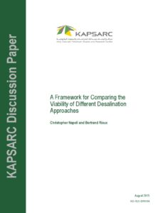 A Framework for Comparing the Viability of Different Desalination Approaches