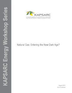 Natural Gas: Entering the New Dark Age