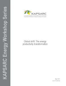 Global shift: The energy productivity transformation