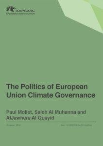 The Politics of European Union Climate Governance