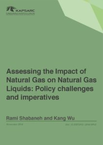 Assessing the Impact of Natural Gas on Natural Gas Liquids: Policy Challenges…
