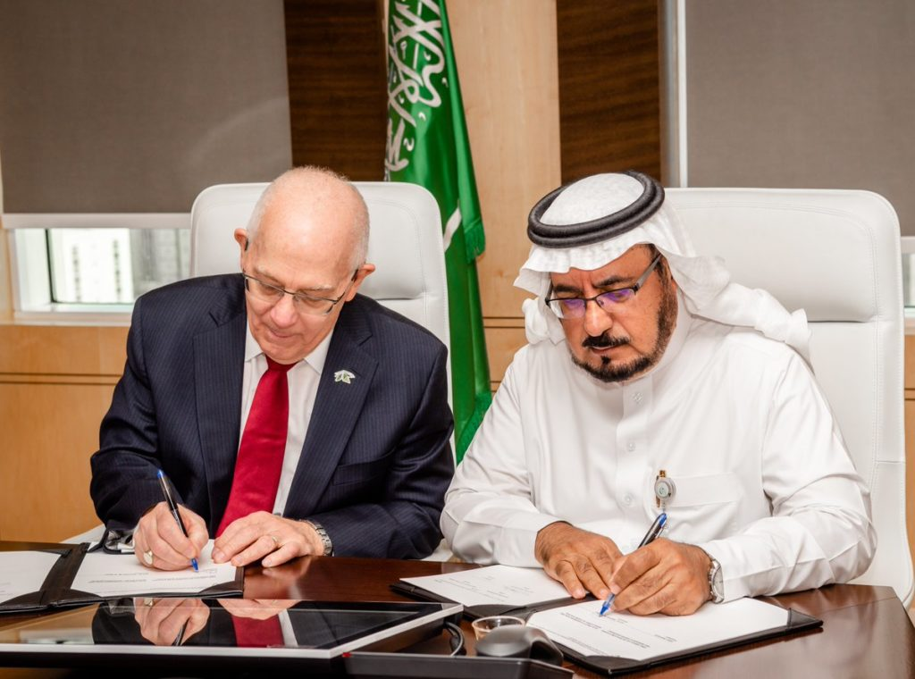KAPSARC and ECRA sign an MOU to foster collaborative research into energy, water and electricity issues in the Kingdom