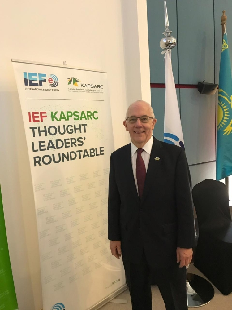 KAPSARC Participates as a Knowledge Partner at 9th IEA-IEF-OPEC Symposium on Energy Outlooks