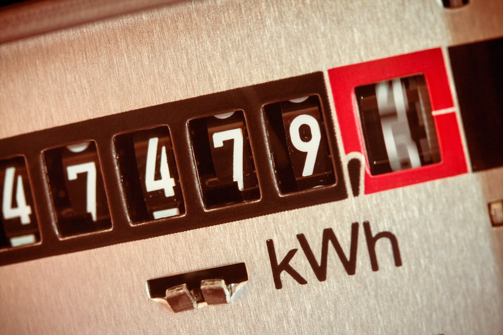 The evolution of electricity demand