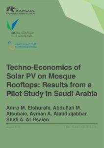 Techno-Economics of Solar PV on Mosque Rooftops: Results from a Pilot Study in Saudi Arabia