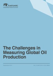The Challenges in Measuring Global Oil Production