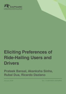 Eliciting Preferences of Ride-Hailing Users and Drivers