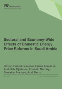 Sectoral and Economy-Wide Effects of Domestic Energy Price Reforms in Saudi Arabia