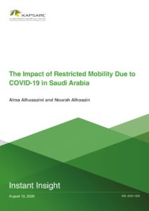 The Impact of Restricted Mobility Due to COVID-19 in Saudi Arabia