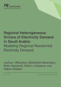 Regional Heterogeneous Drivers of Electricity Demand in Saudi Arabia