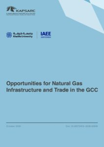 Opportunities for Natural Gas Trade and Infrastructure in the GCC