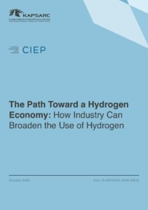 The Path Toward a Hydrogen Economy: How Industry Can Broaden the Use of Hydrogen
