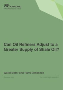 Can Oil Refiners Adjust to a Greater Supply of Shale Oil?