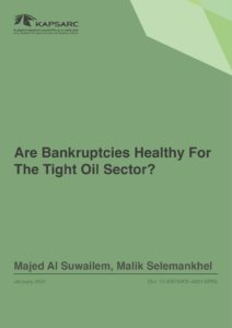 Are Bankruptcies Healthy For The Tight Oil Sector?