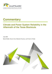 Climate and Power System Reliability in the Aftermath of the Texas Blackouts