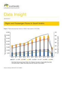 Flight and Passenger Flows in Saudi Arabia