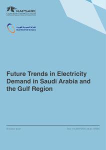 Future Trends in Electricity Demand in Saudi Arabia and the Gulf Region